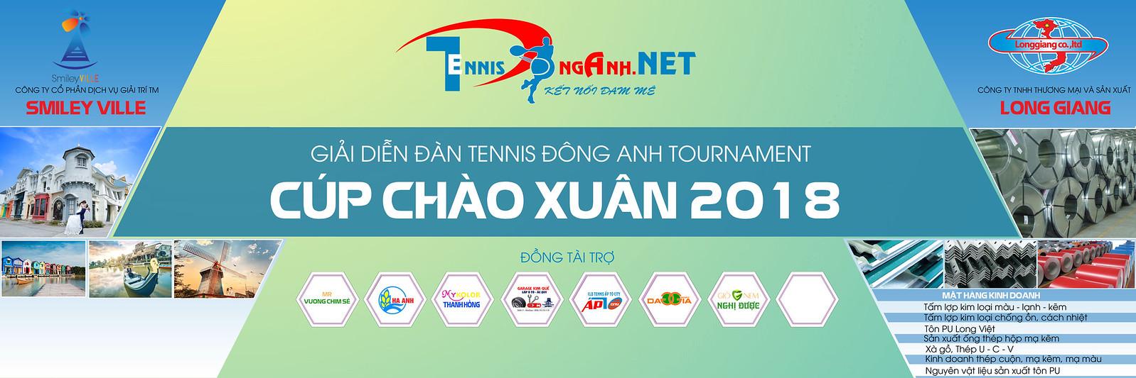 Cộng Đồng Tennis Đông Anh